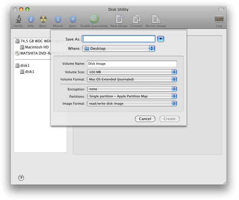 how to find dmg password mac